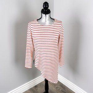 NWT Vero Moda asymmetrical sweater - L